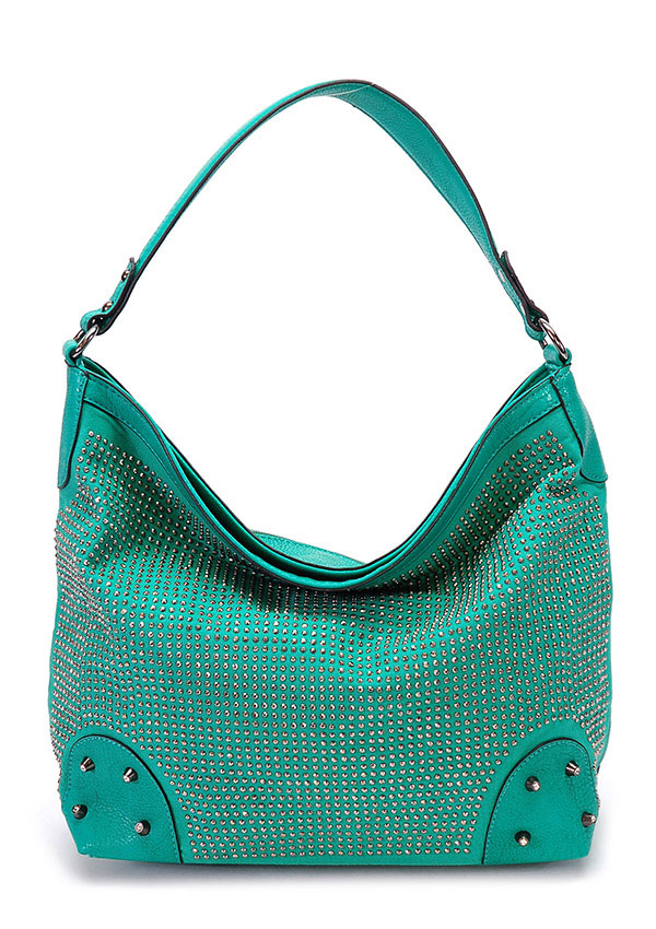 AVA ONE HANDLE HOBO BAG - orangeshine.com