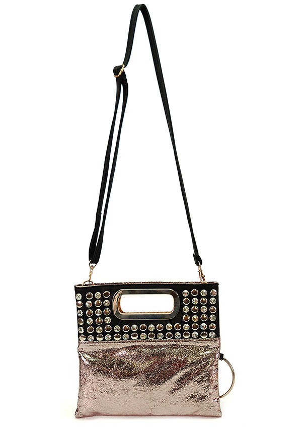 RHINESTONE EVENING BAGS - orangeshine.com