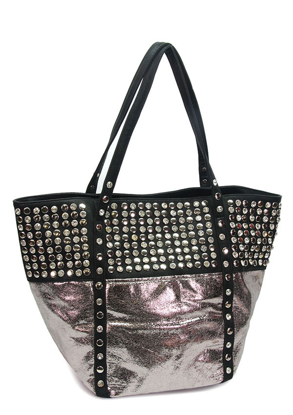 TINA LARGE TOTE HANDBAGS - orangeshine.com