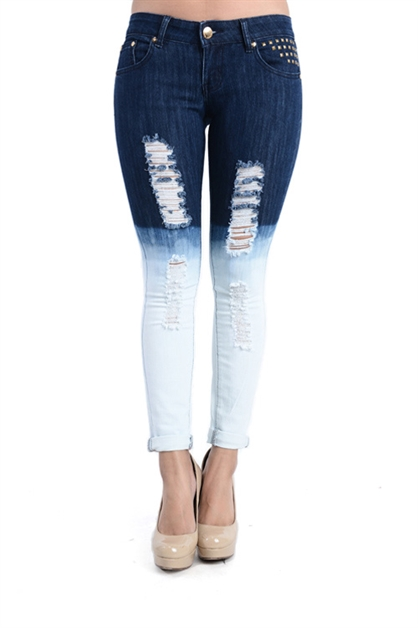 QP9-9Q048 Fashion Jeans - orangeshine.com