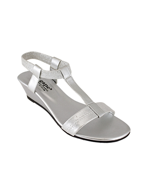 AGAPE WEDGE SANDAL - orangeshine.com