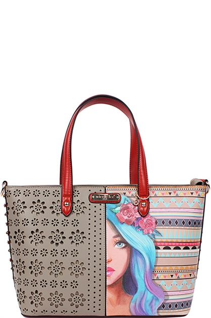 Nicole Lee Kara Laser Shopper - orangeshine.com