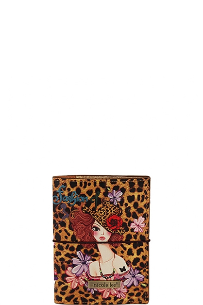 Nicole Lee Passport Print Hold - orangeshine.com