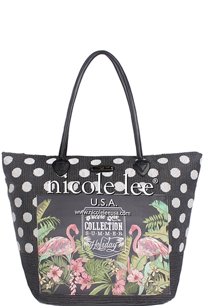 Nicole Lee Karly Beach Tote - orangeshine.com