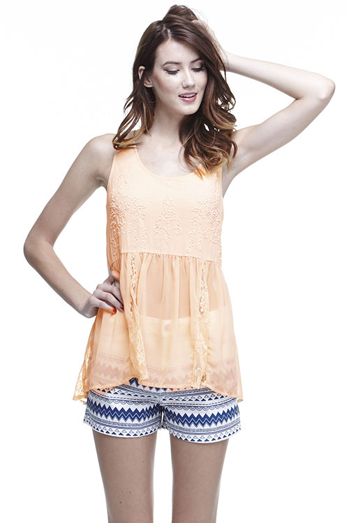 sleeveless stop - orangeshine.com