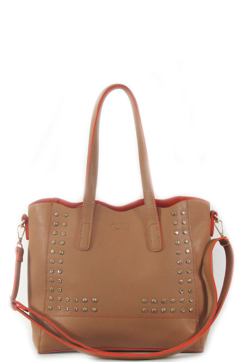 2 in 1 rhinestone bag - orangeshine.com
