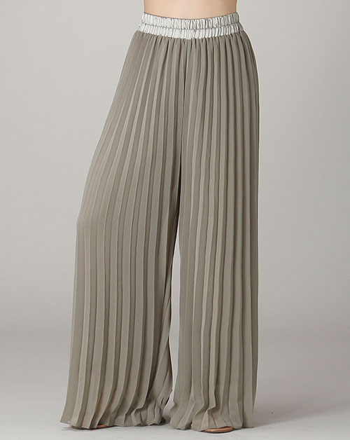 PLEATED BOTTOMS - orangeshine.com