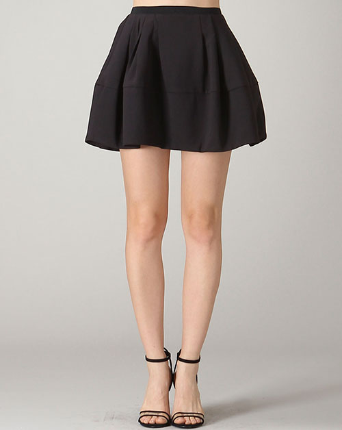 Bubble Mini Skirt - orangeshine.com