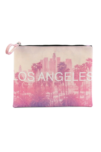 LOS ANGELES TAG ENVELOPE - orangeshine.com