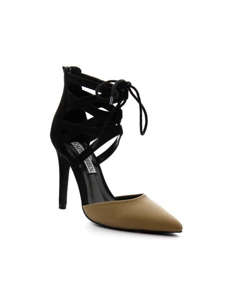 HIGH HEEL WITH STRAP - orangeshine.com