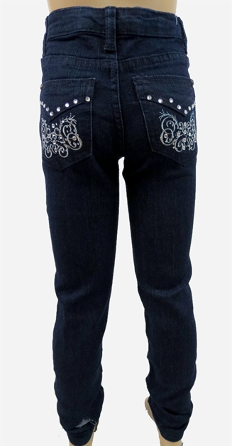 CHPS-405 Kids Denim Jeans - orangeshine.com