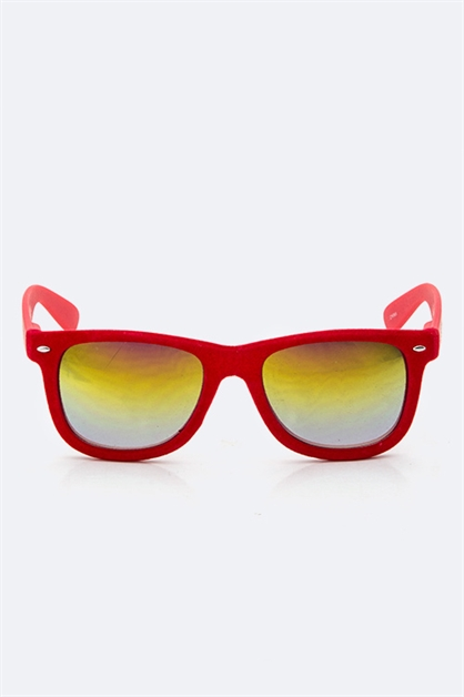 Mirror Iconic Color Sunglasses - orangeshine.com