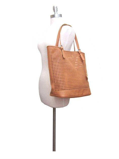 Perforated 2-in-1 Tote - orangeshine.com