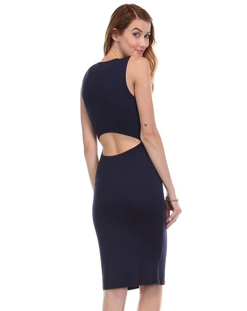 BODYCON CUT OUT - orangeshine.com