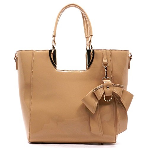 Glossy Shopper Tote - orangeshine.com