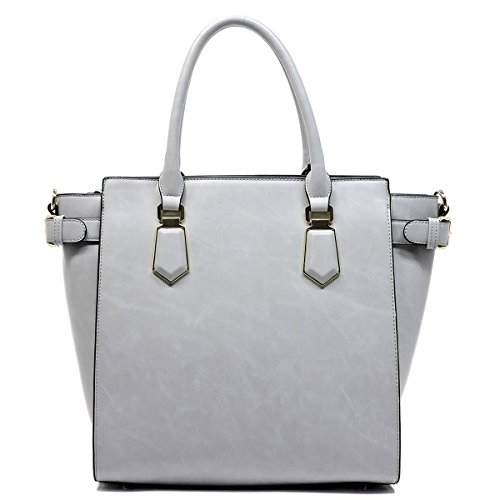 Top Handle Shopper Satchel - orangeshine.com