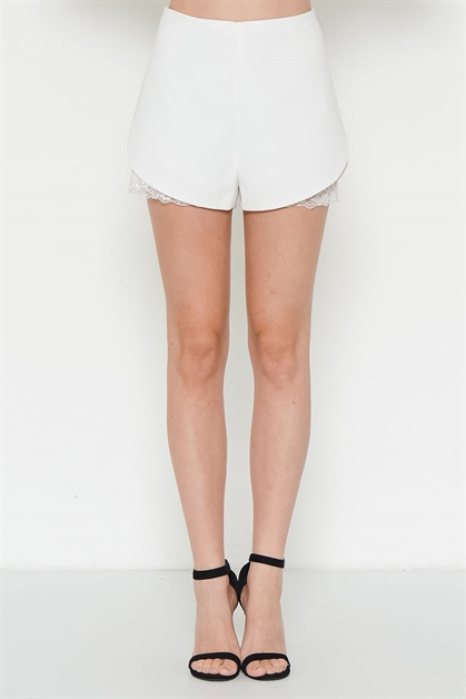 SHORTS W/SIDE LACE - orangeshine.com