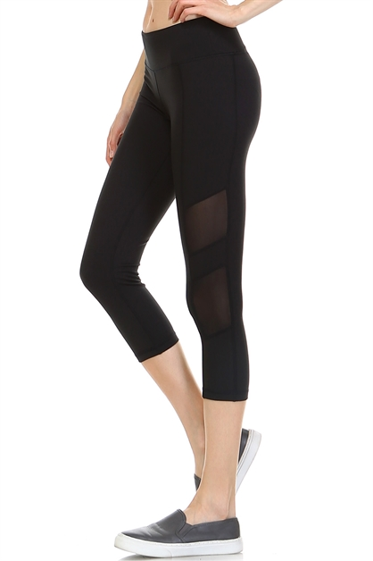 MESH LEGGINGS - orangeshine.com