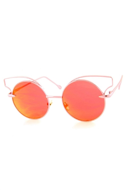 METAL FRAME SUNGLASSES - orangeshine.com