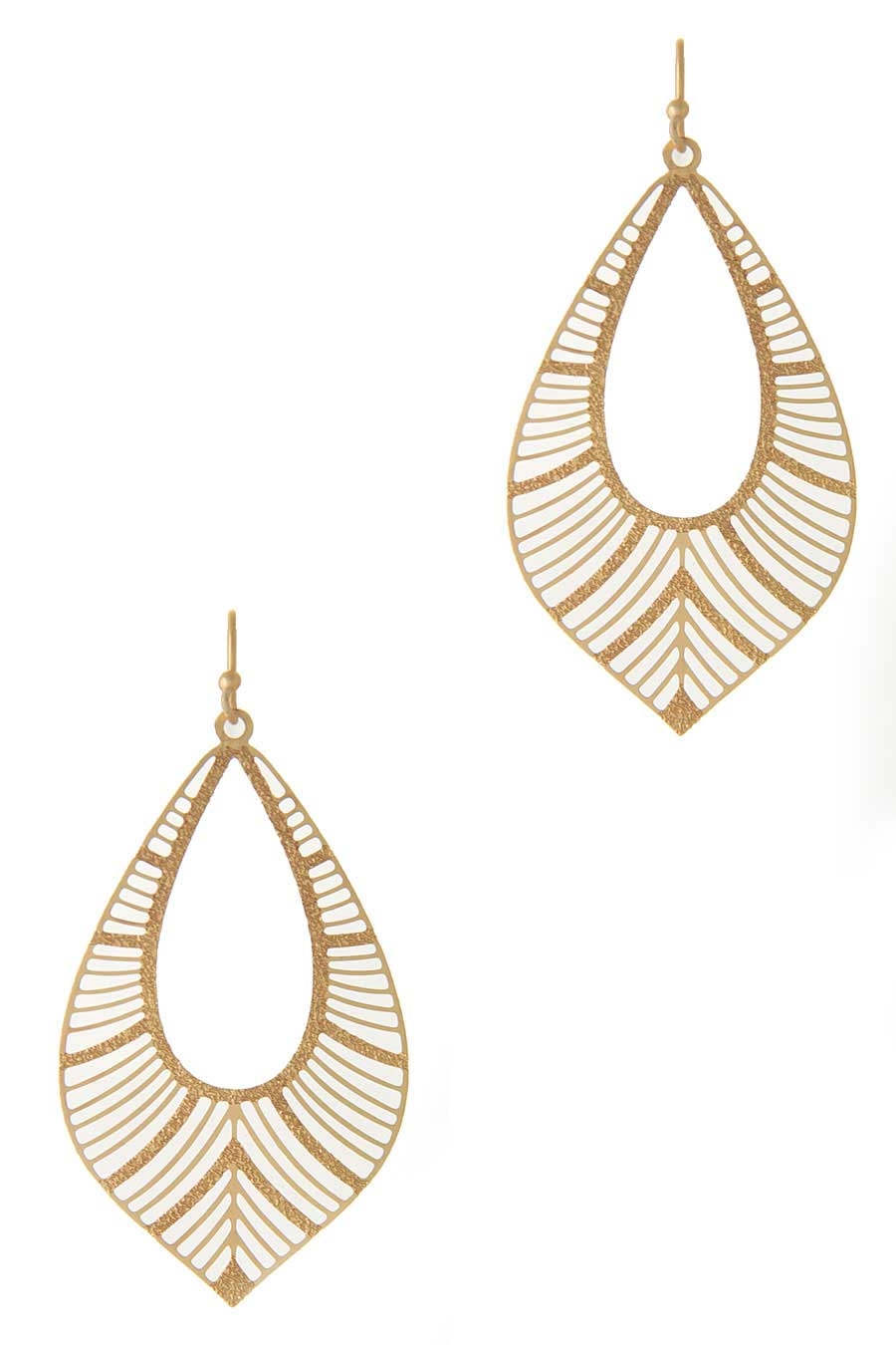 TEARDROP EARRING - orangeshine.com