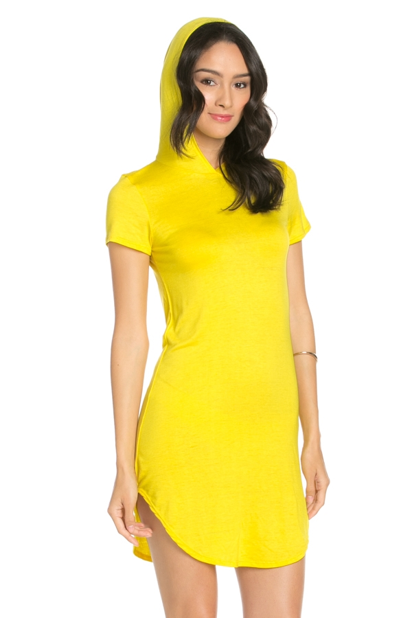 HODDIE DRESS - orangeshine.com