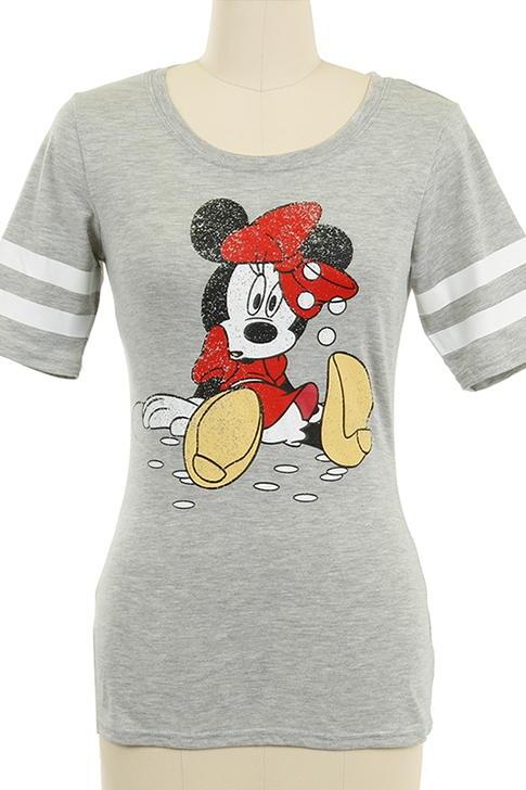 DISNEY MINNIE TEE - orangeshine.com