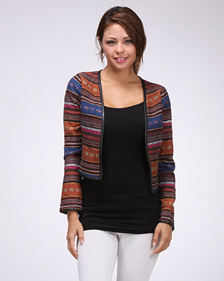 BOHO JACKET - orangeshine.com