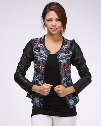 ETHNIC JACKET - orangeshine.com