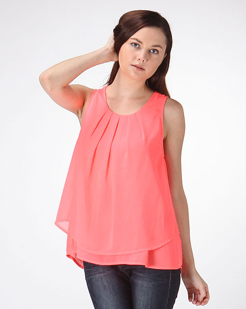 PLEATED TOP - orangeshine.com