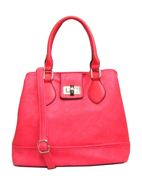 Multi-Compartment Handbag - orangeshine.com