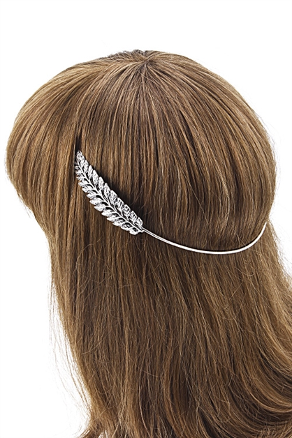LEAF BRANCH CUTOUT HAIR ACCESS - orangeshine.com