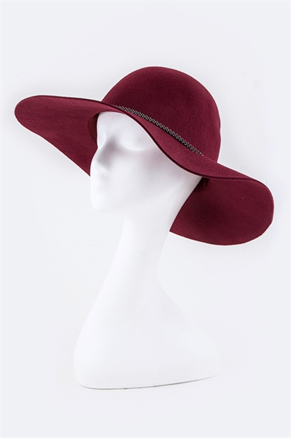 Layer Chain Fashion Hat - orangeshine.com