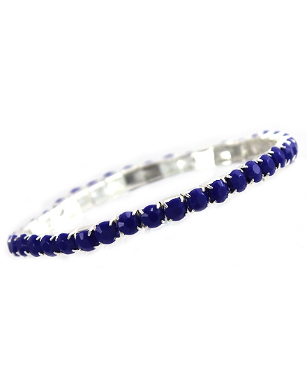 Royal Blue Stretch Bracelet - orangeshine.com