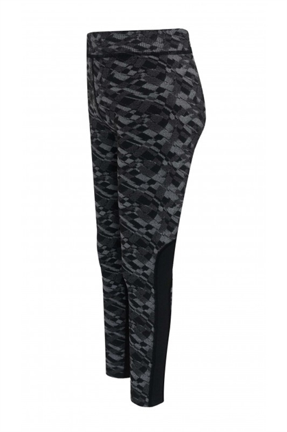 Children Active Leggings Black - orangeshine.com