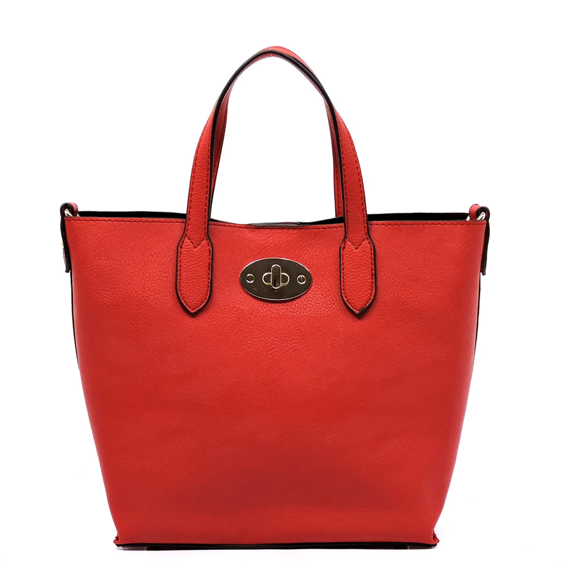 Fashion Bucket 2-in-1 Satchel - orangeshine.com