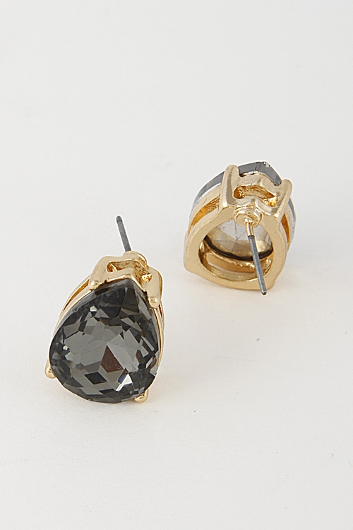 Formal Tear Drop Earrings - orangeshine.com