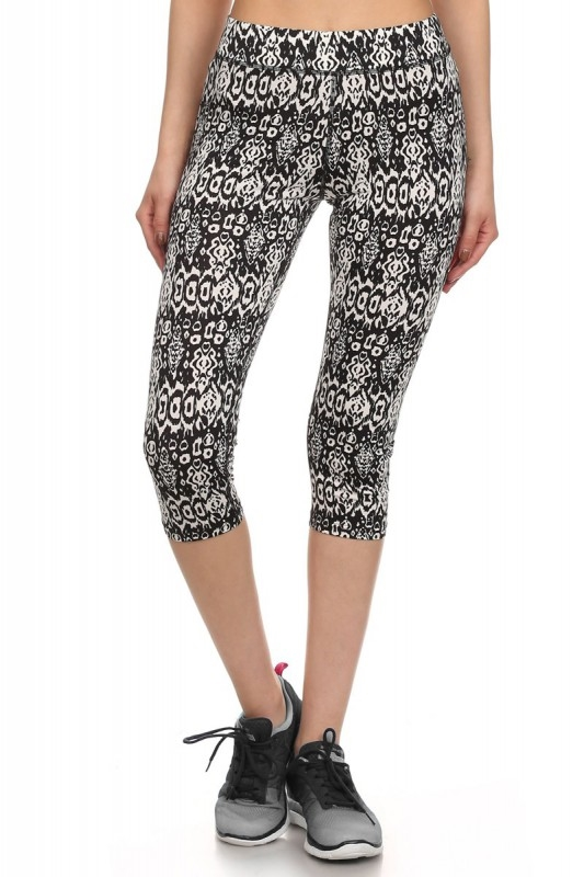 Capri leggings Sport Yoga - orangeshine.com