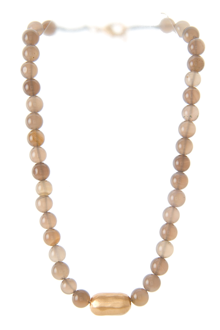 ROUND STONE NECKLACE - orangeshine.com