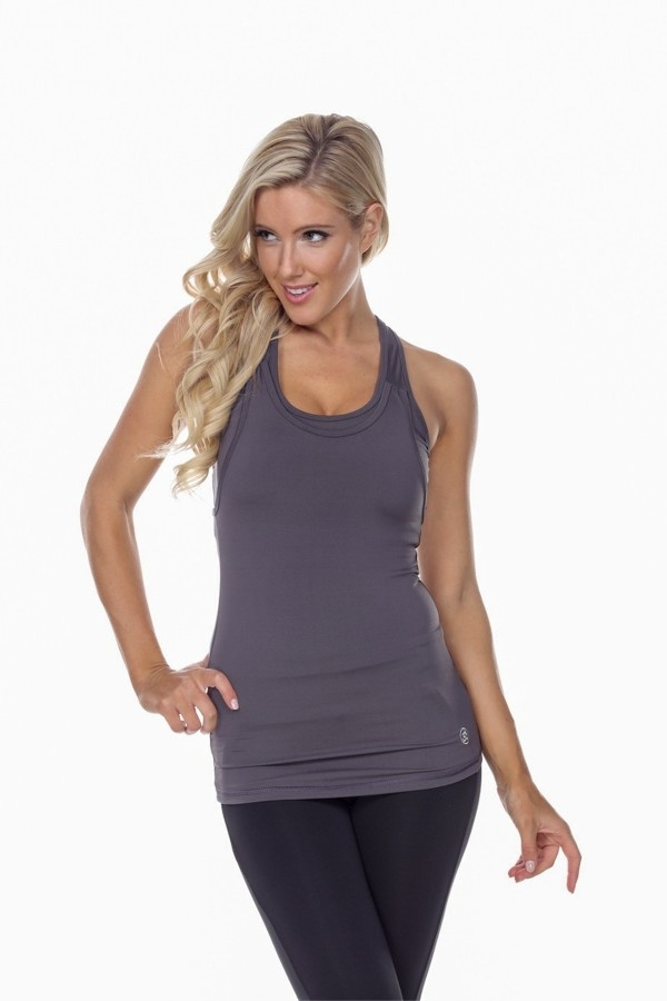Support Sleeveless Top - orangeshine.com
