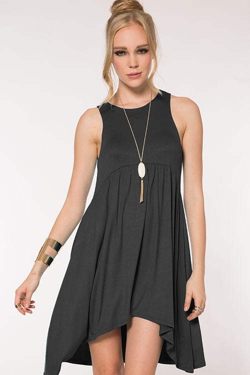 BABYDOLL TANK DRESS - orangeshine.com