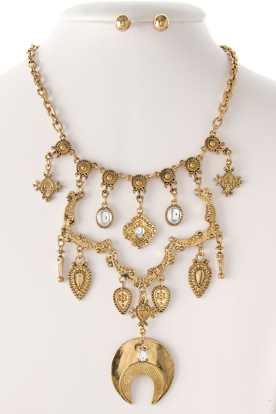 ANTIQUE TRENDY BOHO NECKLACE - orangeshine.com
