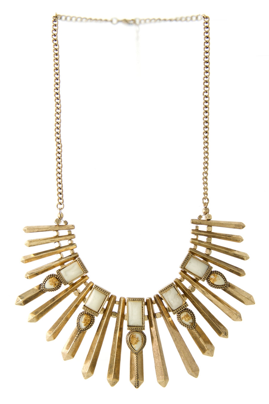 BOHO STATEMENT NECKLACE SET - orangeshine.com