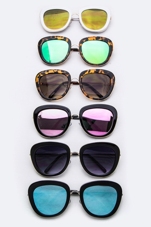 Frame Fashion Sunglasses - orangeshine.com