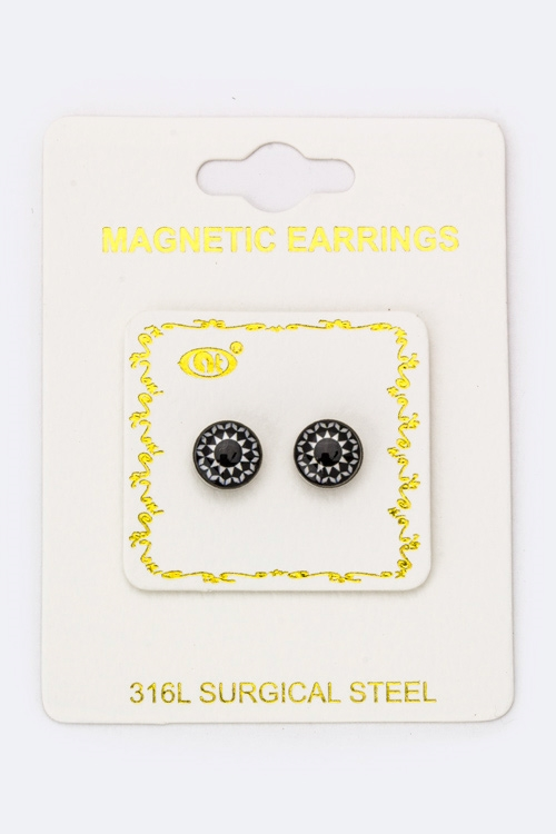 Magnetic Earrings - orangeshine.com