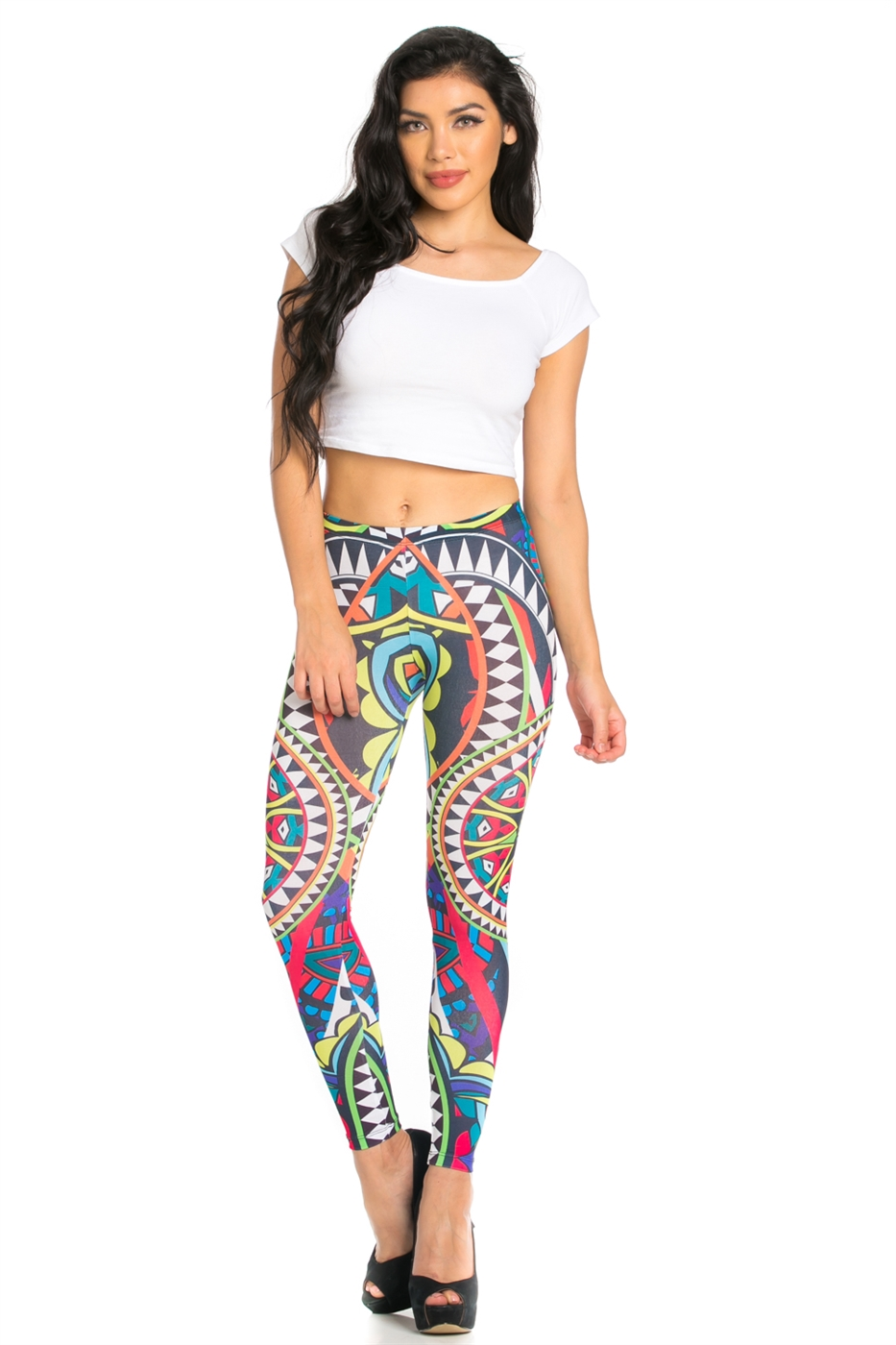 SUBLIMATION LEGGINGS - orangeshine.com