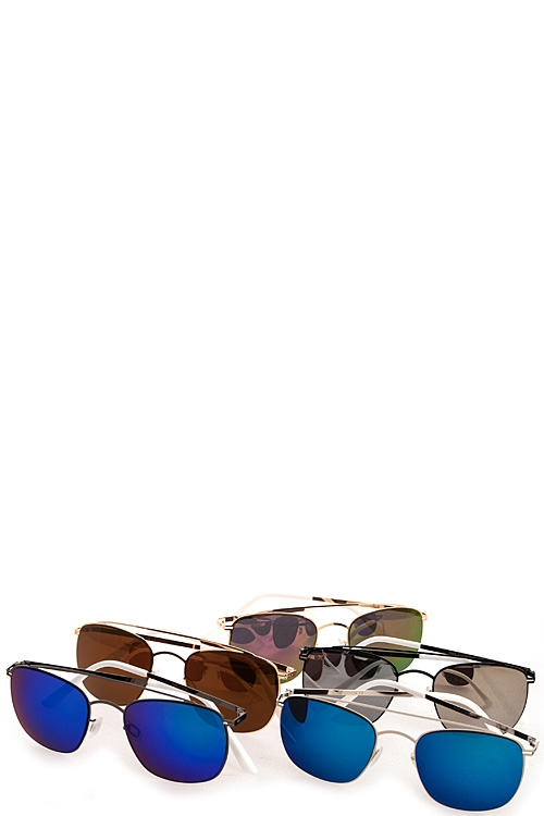 Retro Mayfair Sunglasses - orangeshine.com