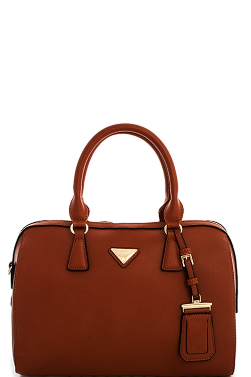 Trendy Designer Boston Bag - orangeshine.com
