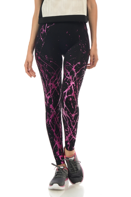 Hand Painting Legging - orangeshine.com