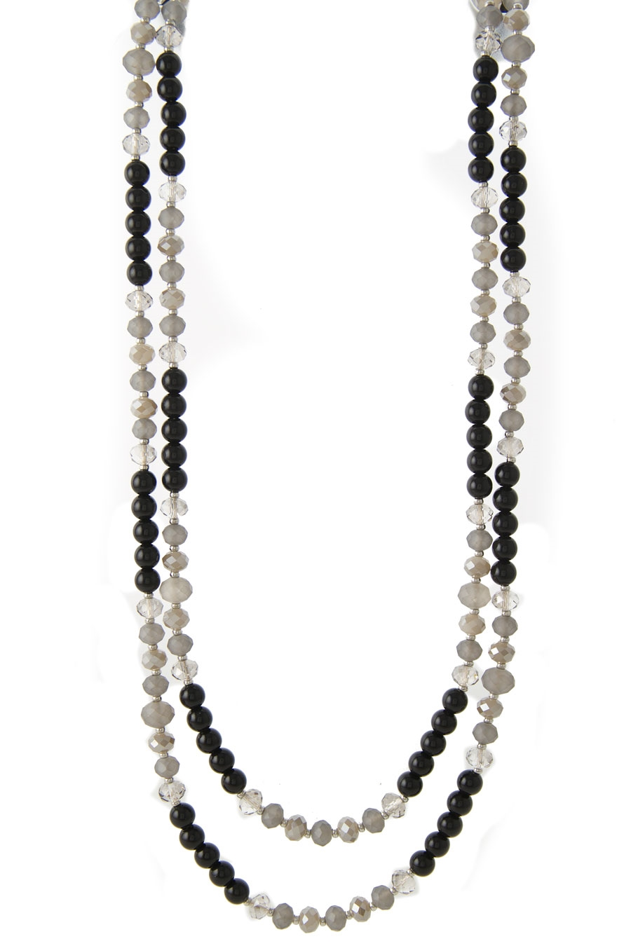 LONG BEADED NECKLACE SET - orangeshine.com