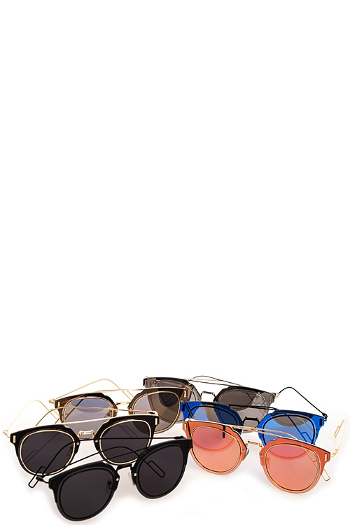 Fashion Mayfair Sunglasses - orangeshine.com